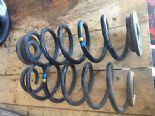2007 SKODA OCTAVIA VRS 2.0 TDI BMN GENUINE REAR COIL SPRINGS PAIR BREAKING